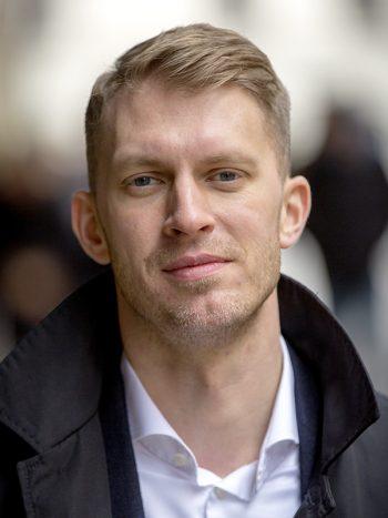 Thomas Grenholm Tängdén