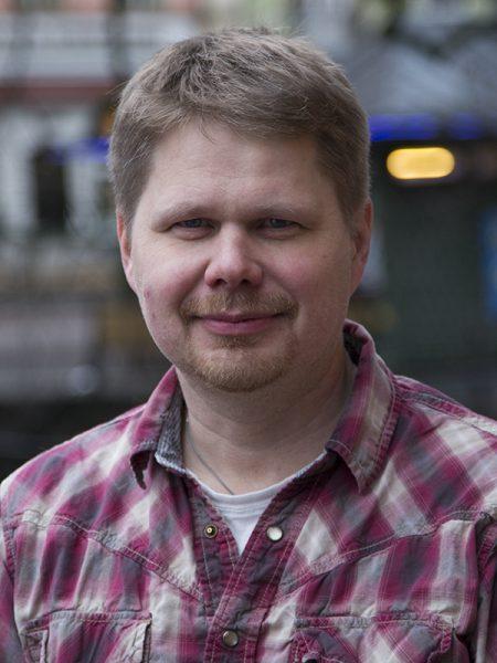 Portrait Matti Karvanen