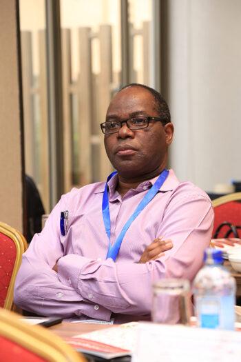 Portrait of Tapiwa Kujinga Director of PATAM.