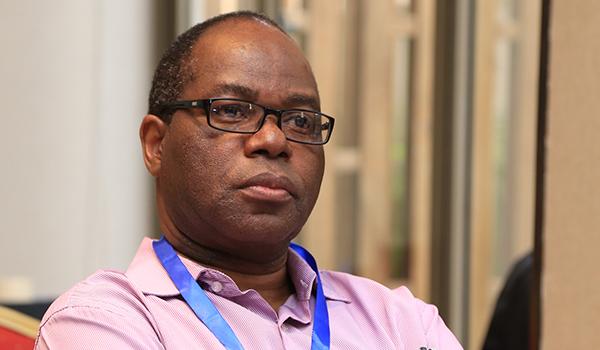 Portrait of Tapiwa Kujinga Director PATAM